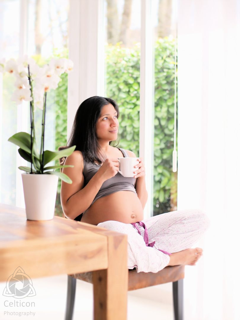 Maternity session withJ